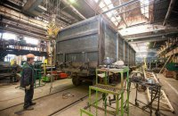 Будівництво вагонів в Україні знизилося втричі через імпорт вживаних вагонів з РФ, - ФРУ