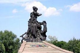 Ющенко: Мемориал Бабьего Яра – священен