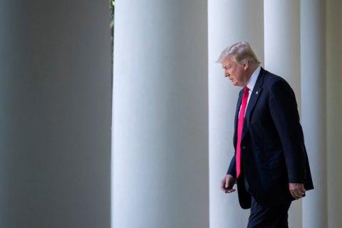 Трамп допускає більш агресивну стратегію США щодо Ірану, - Reuters
