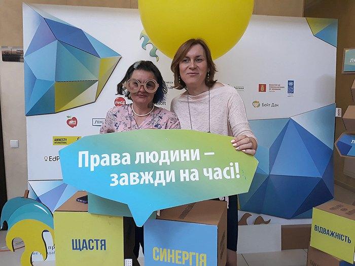 Анна Шаригіна и Анастасія Домані