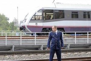 Колесников обещает украинцам железную дорогу, как в Западной Европе