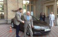 Секретариат Киевсовета пересядет на электромобили