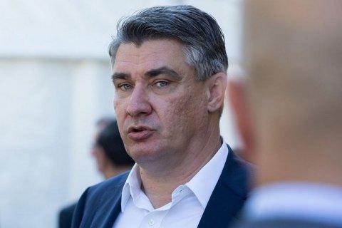 Президент Хорватії програла вибори опозиціонеру