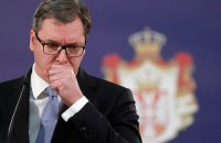 Сын президента Сербии заболел COVID-19