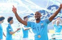 """Екскапітан """"Манчестер Сіті"""" запросив на свій прощальний матч 10 колишніх гравців """"Манчестер Юнайтед"""""""