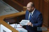 Нардеп Мельничук указал в декларации триллион гривен