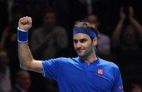 Федерер встановив рекорд ATP-туру