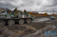 """Терористи атакували блокпост """"Небо"""" під Пісками на танках (ОНОВЛЕНО)"""