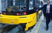 Київ купить 50 польських трамваїв
