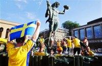 Швеція відмовилася бойкотувати ЧС-2018 в Росії після виходу збірної в плей-офф