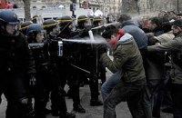 Французы протестуют против однополых браков