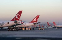 Turkish Airlines увеличит количество полетов на линии Львов-Стамбул до десяти рейсов в неделю