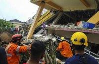 В Індонезії стався землетрус: 35 загиблих і сотні постраждалих