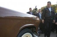 Янукович предлагает отменить техосмотр
