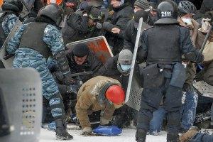 За добу в Києві загинули п'ять осіб, - координатор медслужби Майдану