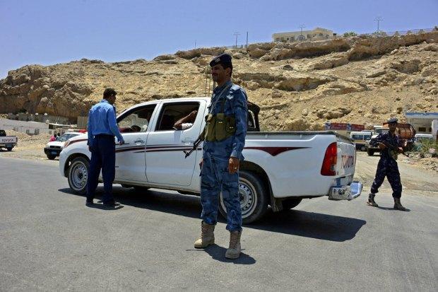 Йеменские силы безопасности