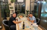 Партнером Саакашвілі в діяльності Офісу простих рішень і результатів став мультимільйонер з Казахстану