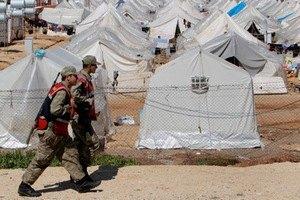 Несмотря на препятствия, число сирийских беженцев растет