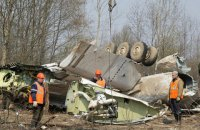 ПАРЄ зажадала від Росії повернути Польщі уламки літака Качинського