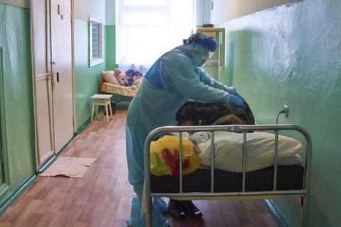 В Україні кожна третя COVID-лікарня перевантажена пацієнтами