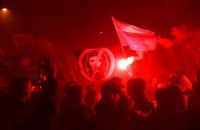 В Варшаве во время празднования Дня независимости вспыхнули беспорядки