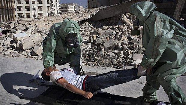 Эксперты ООН по расследованию химических атак в Сирии
