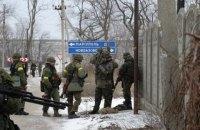 Военные отбили атаку боевиков под Мариуполем