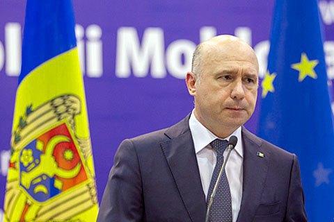 Прем'єр Молдови: Додон не може приймати рішення щодо асоціації з ЄС