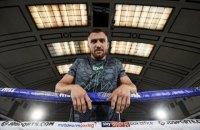 Ломаченко спробував на пресконференції відібрати вакантний пояс WBC у Кемпбелла