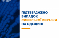 В Одеській області підтверджено випадок сибірської виразки