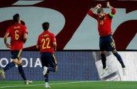 Збірна України декласована збірною Іспанії в матчі Ліги націй