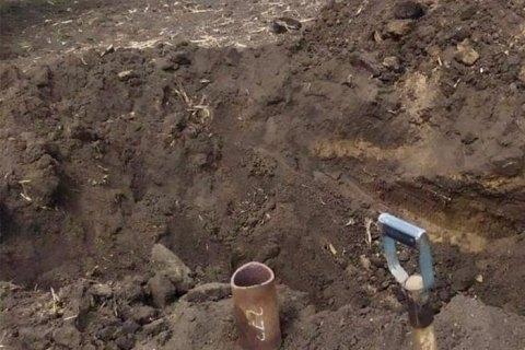 На Харьковщине СБУ ликвидировала незаконный врез в государственный газонефтепровод