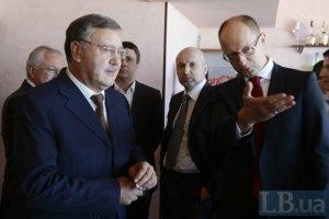 Яценюк требует от Гриценко сложить полномочия депутата