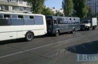Автобусы продолжают ходить на Донбасс, несмотря на запрет, - ОГА