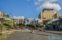 Киевсовет переименовал часть Институтской в аллею Героев Небесной сотни