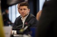 Президент Європейської Ради запевнив Зеленського, що ЄС збереже санкції проти Росії
