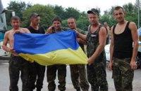 Киевские волонтеры собрали 50 тысяч аптечек для военных в зоне АТО