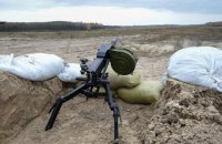 На Донбассе боевики возобновили обстрелы из тяжелой артиллерии