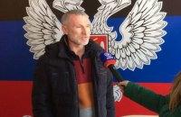 Депутат Госдумы РФ попал под обстрел на Донбассе