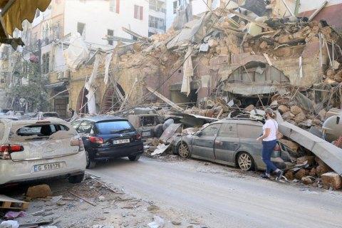ООН: из-за взрыва в Бейруте половине населения Ливана угрожает голод