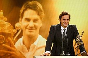 Федерера в Италии признали величайшим и поместили под свод