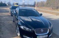 В Киевской области задержали угонщиков элитных авто