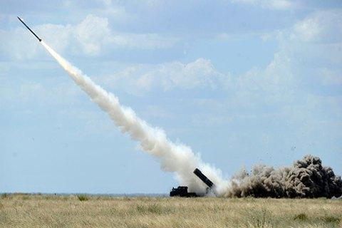 Україна почала навчання з ракетними стрільбами