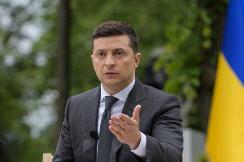 Зеленський закликав змінити Мінські угоди і розширити нормандську четвірку