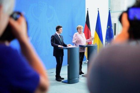 «Формула Штайнмаєра»: Німеччина шантажує Україну особливим статусом Донбасу