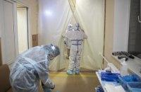 У Києві за добу госпіталізували найбільше хворих з ковідом від початку пандемії