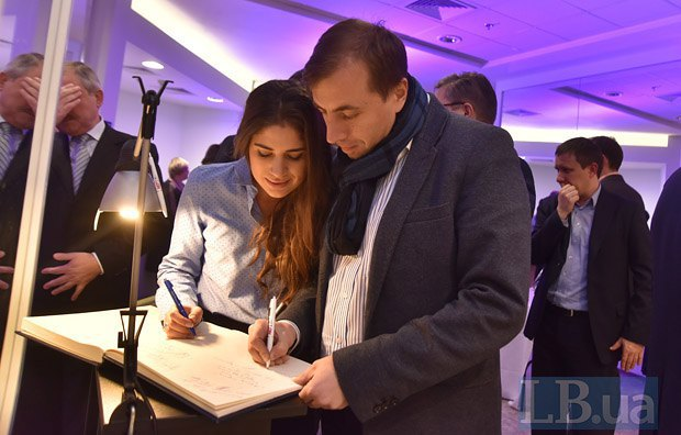 Андрей и Надежда Длыгач