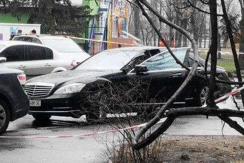 Трое подозреваемых в убийстве ювелира в Киеве арестованы без определения альтернативы