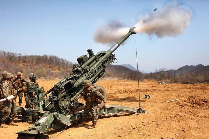Индия заключила контракт с Сша на поставку 145 155-мм 39-калиберных буксируемых гаубиц М777А2.