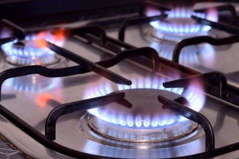 Киевляне задолжали за поставку газа около 255 млн гривен